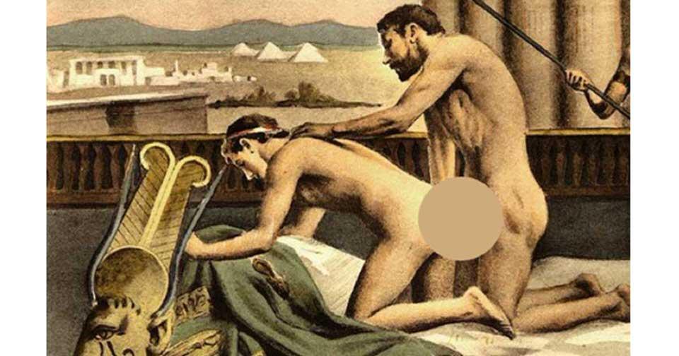 Η αλήθεια για το σεξ στην αρχαία Ελλάδα
