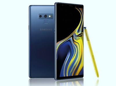 Mengenali Perbedaan Samsung Galaxy Note 9 Ori dan Palsu? Ketahui Disini
