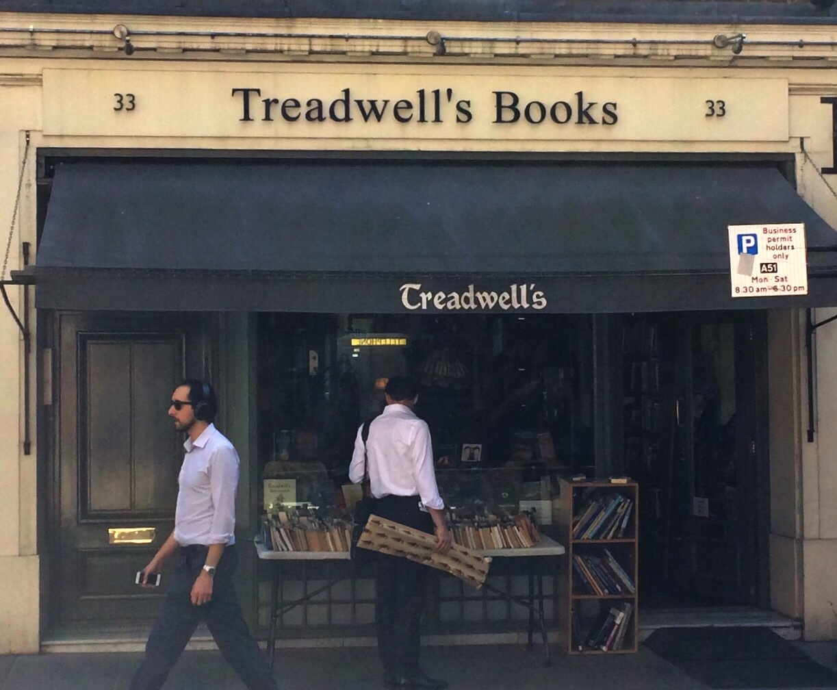 Treadwell's Store Front