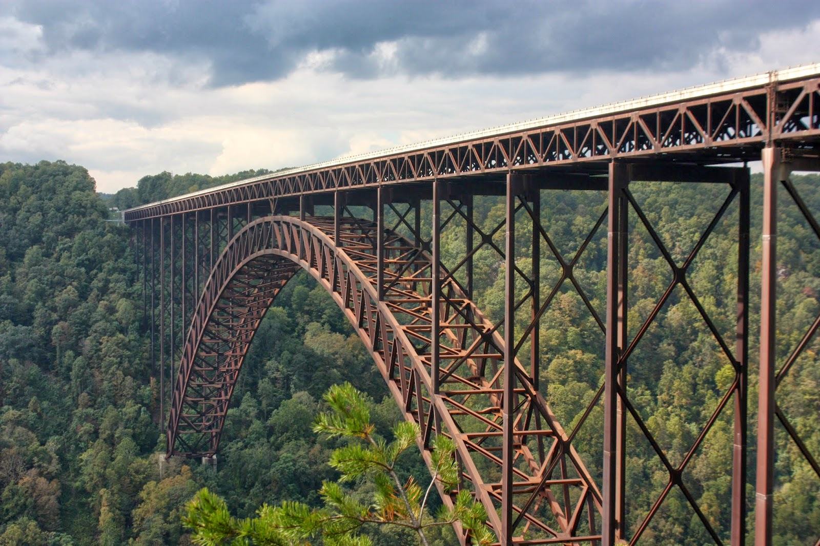 New River Gorge Bridge New river gorge bridgeNew River Gorge Bridge Fall