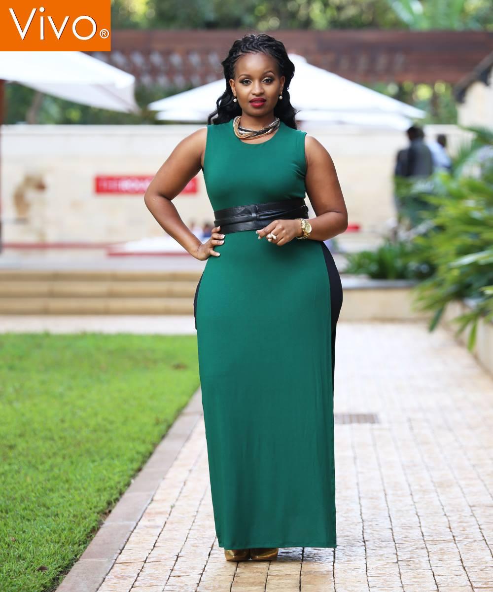 Grace Msalame Kenyan Fashion Blogger Photos The Click