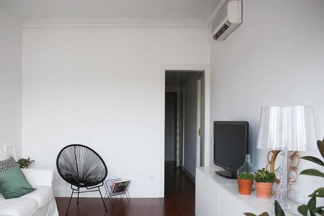 La casa de mi amiga Anna en Barcelona