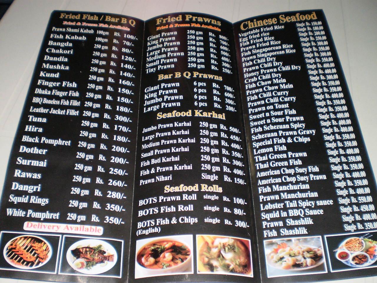 China Food Menu Clifton