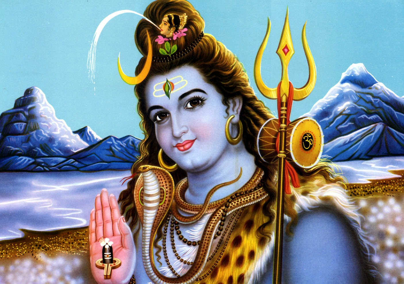 Shiva ashtottara shatanamavali 108 names of lord shiva mp3.