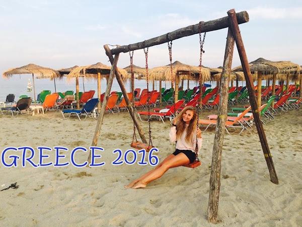 |TRAVEL| Greece, Olymp 2016 (Paralia,Skiathos, Pozar + video)
