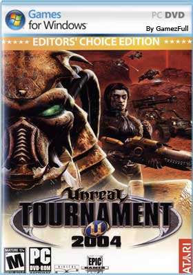 Descargar Unreal Tournament 2004 pc full español mega y google drive.