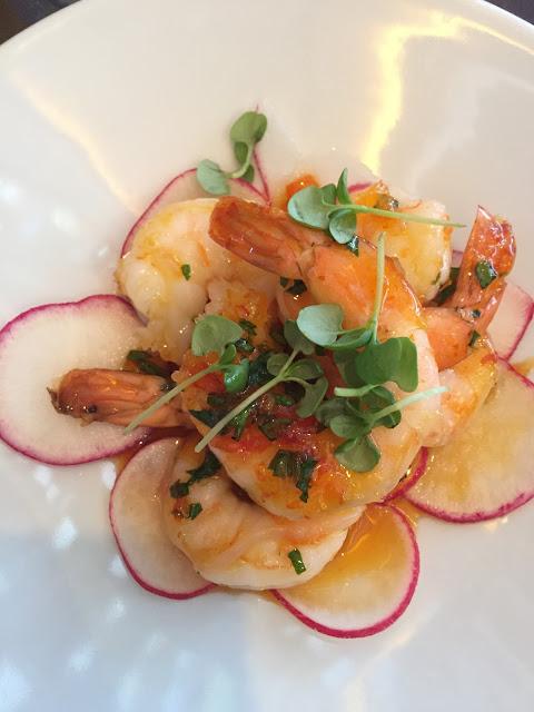 Poached Shrimp - Bacari P.D.R.