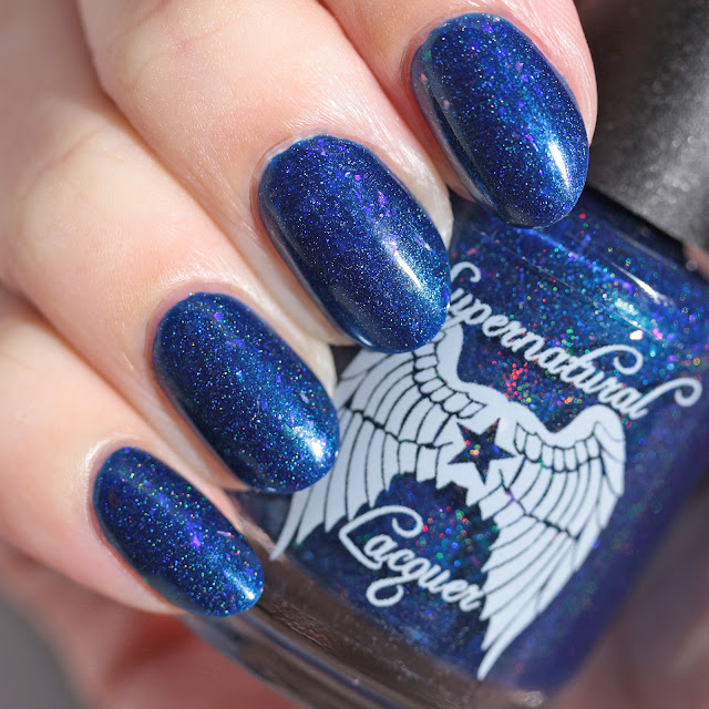 Supernatural Lacquer Castle of Glass