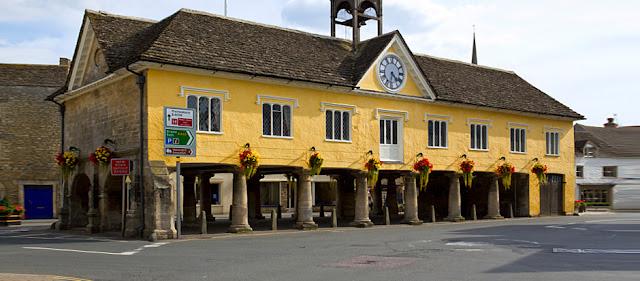 Tetbury - Cotswold Village centre