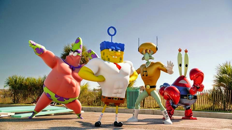 The Spongebob Movie: Sponge Out of Water, Film Terbaru di Awal 2015