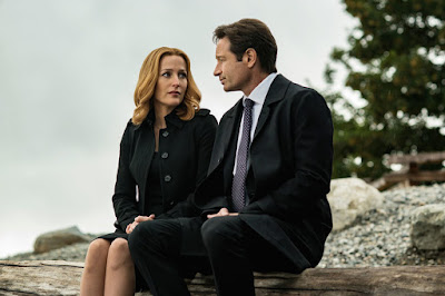 Dana Scully and Fox Mulder The X-Files Season 10