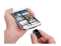 Flashdisk 16GB Transfer Data Cepat Sandisk Dual Drive OTG