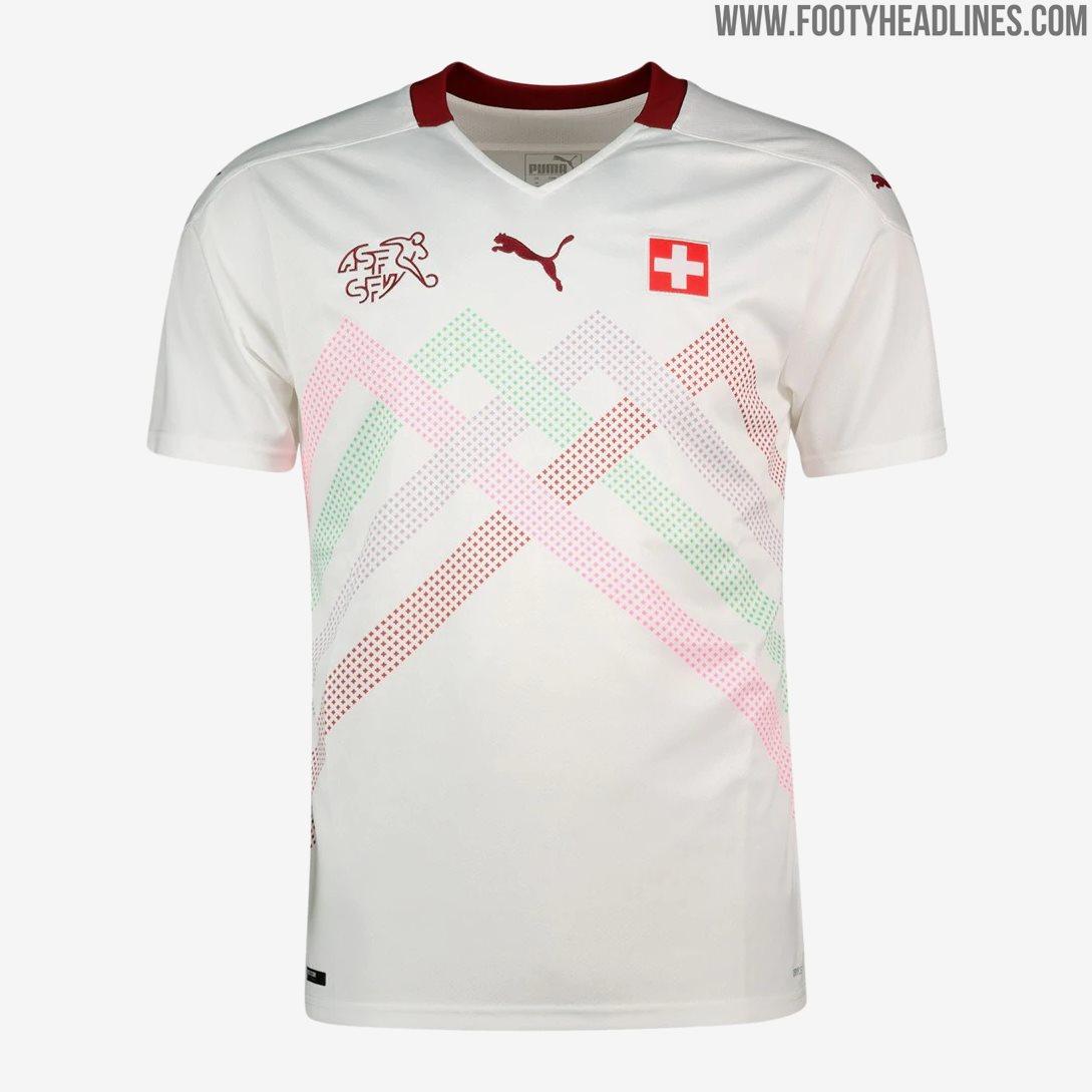 Trikot Schweiz Em 2021
