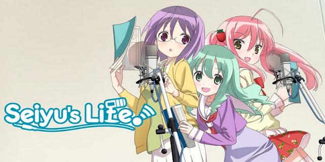 sinopsis anime Sore ga Seiyuu! (2015)
