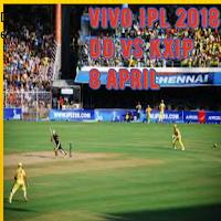 Highlight, Cricket, IPL 2018 2nd match DD vs KXIP