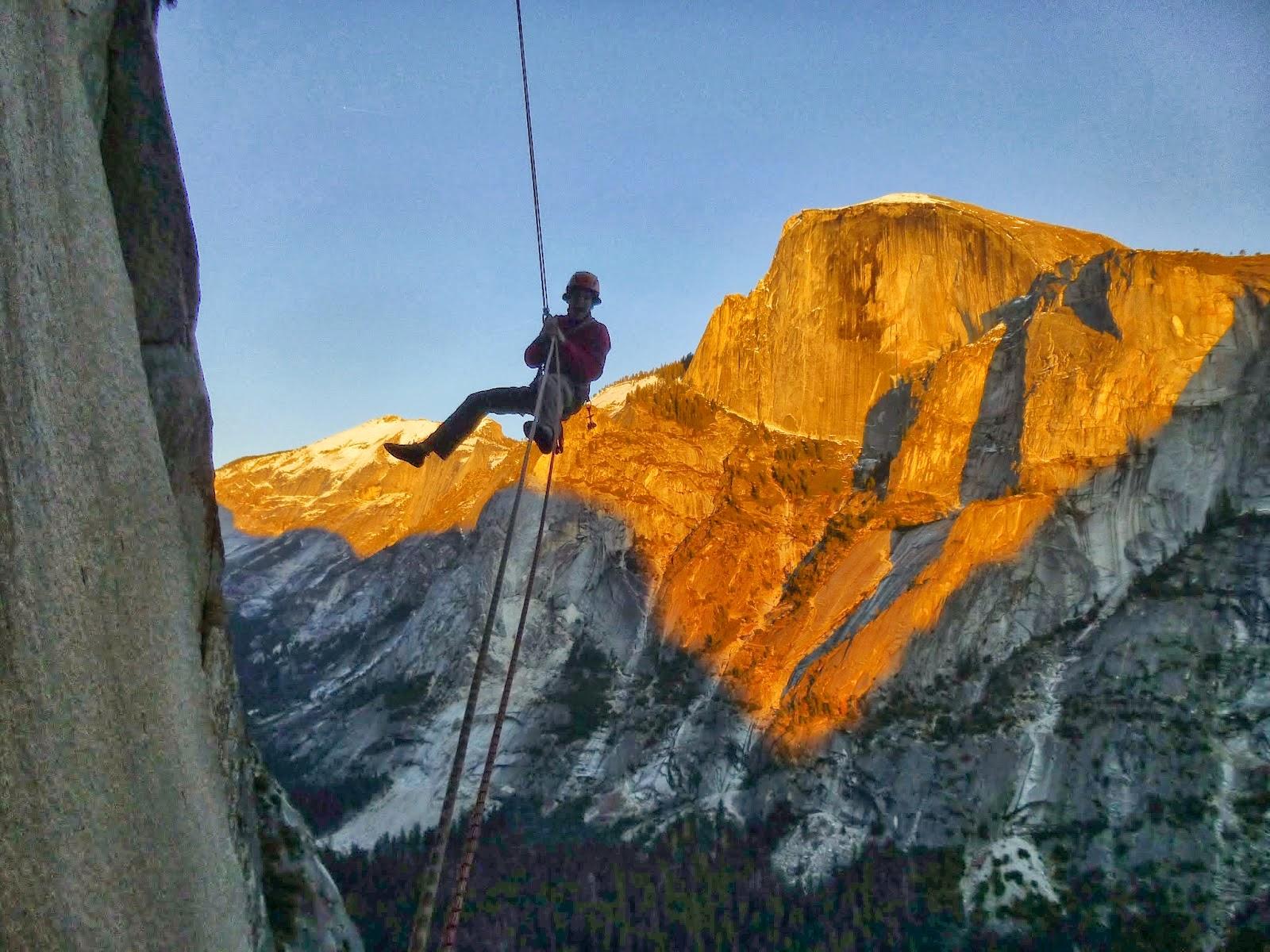 Hiking and Climbing Adventures: Fun in the Sun at Yosemite +