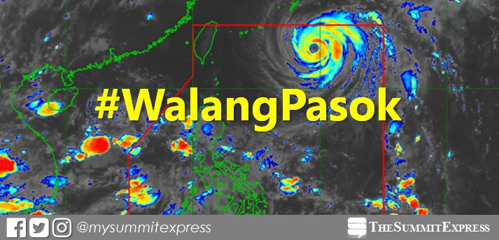 #WalangPasok: Class suspensions on Tuesday, July 10, 2018