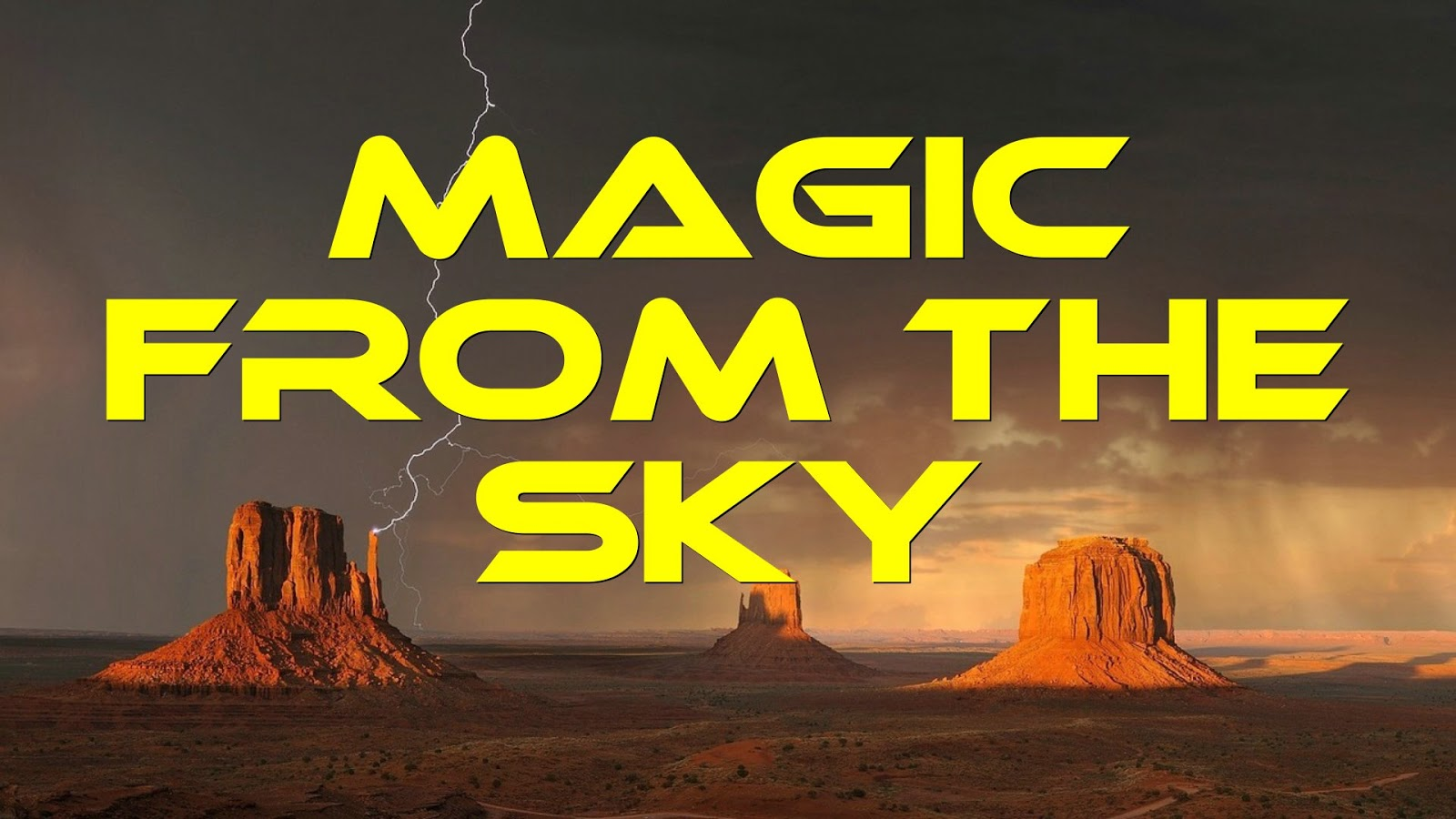 f02f7663055 JimFear138 Audio Productions  Magic From The Sky - Part 2 on Steemit!