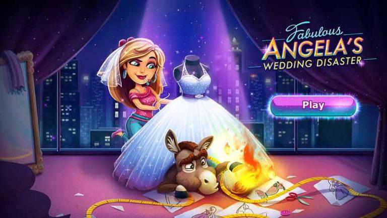 Fabulous – Angela's Wedding Disaster v1.4 Apk Mod [Versão Completa Desbloqueada]