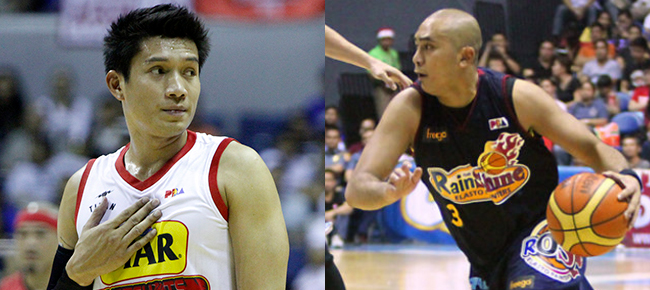 Star Hotshots trade James Yap to Rain or Shine for Paul Lee