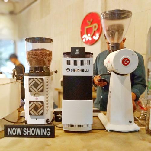 barista gudang kopi