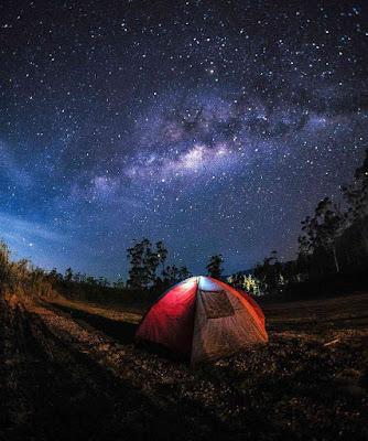 Spot Camping Ranca Upas