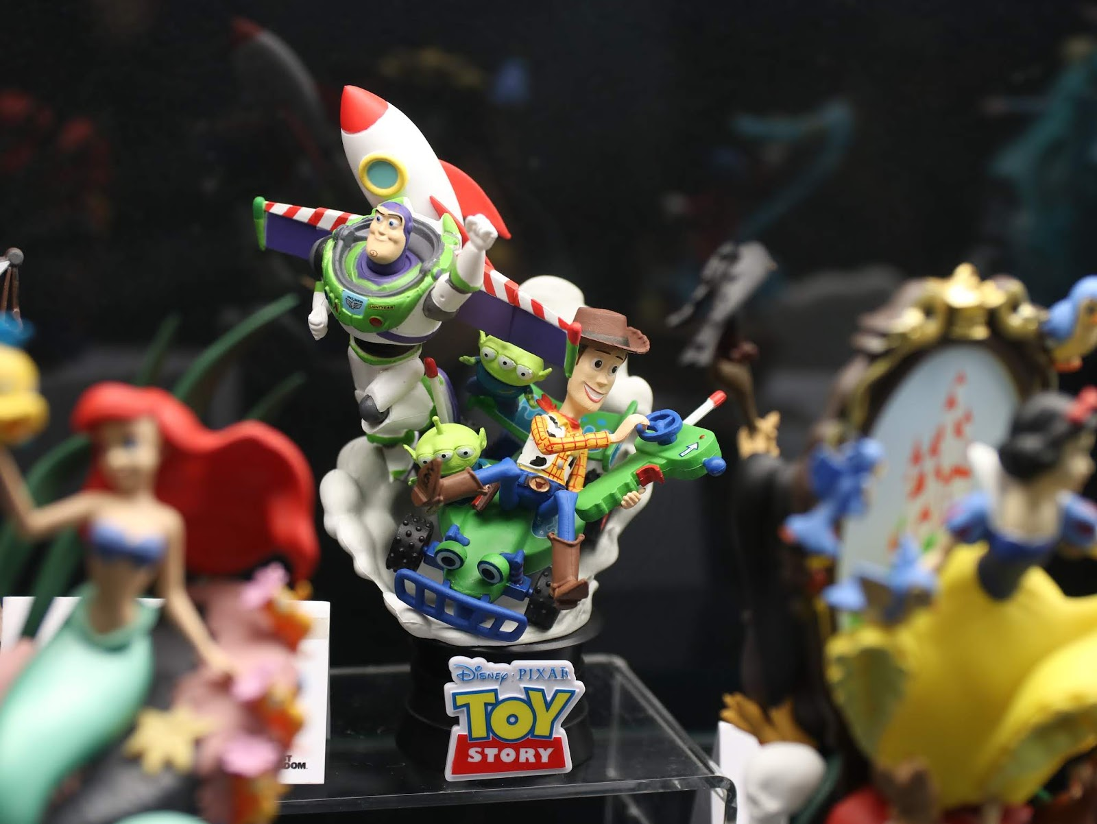 "Toy Story ""D-Stage"""