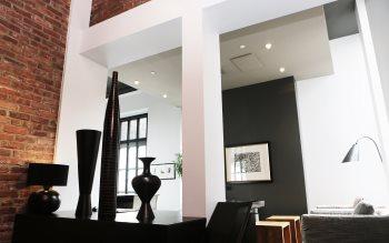 Wallpaper: Loft Apartment Design