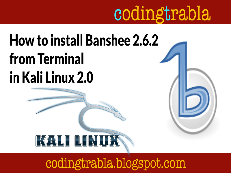codingtrabla: How to install Banshee 2 6 2 from Terminal in