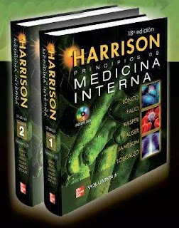 Medicina Interna de Harrison 18 edicion pdf gratis