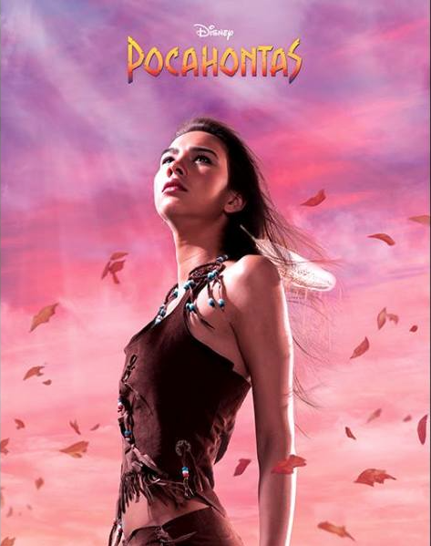 12 Days of Princess - Pocahontas