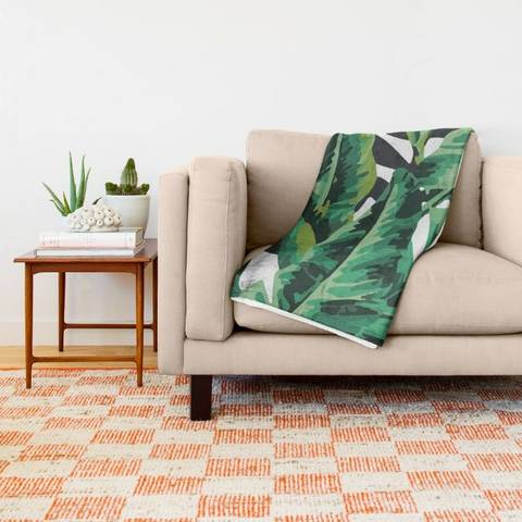 Society 6 throw