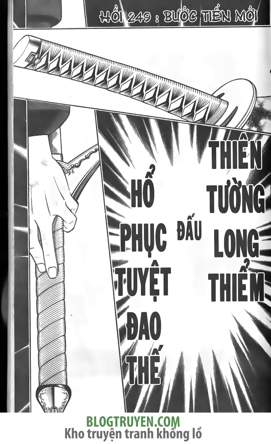 Rurouni Kenshin chap 249 trang 3