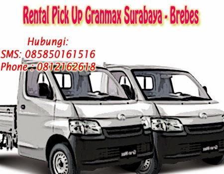 Rental Pick Up Granmax Surabaya-Brebes