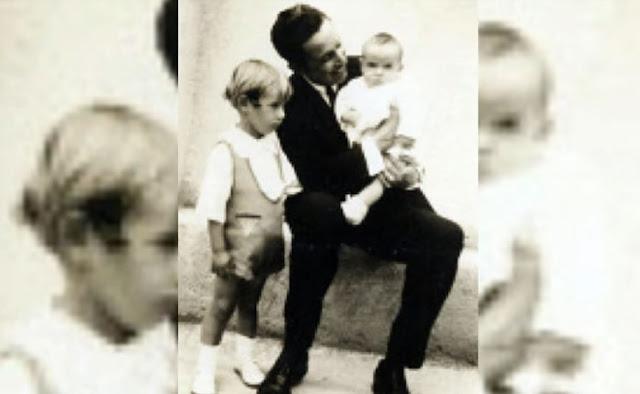 A morte do pai de Roberto