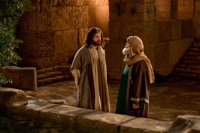 Jesus Teaches Nicodemus: The Charm of Home