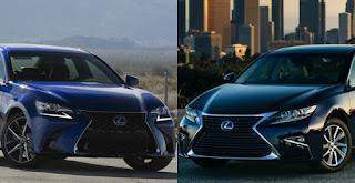 2019 Lexus GS Hybride revue, changements et rumeurs intérieures