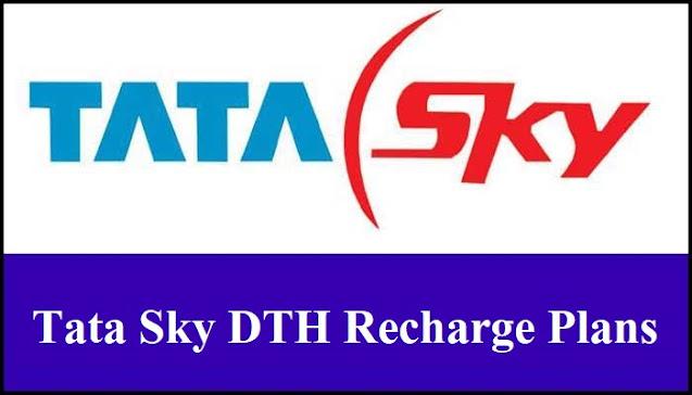 Tata Sky Recharge Plans 2021: Tata Sky Best Packages Price List 2021