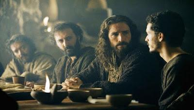 imagem de Jesus com seus discípulos