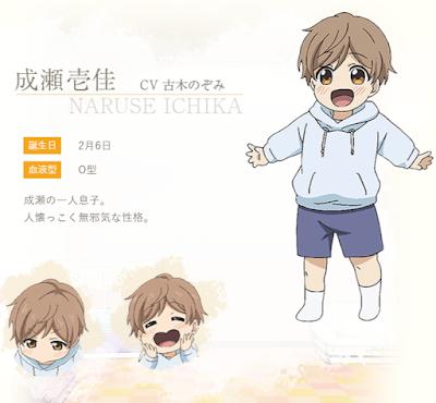 """Anime: Anunciada adaptación anime del yaoi """"Papa Datte Shitai"""" de Serina Seo"""