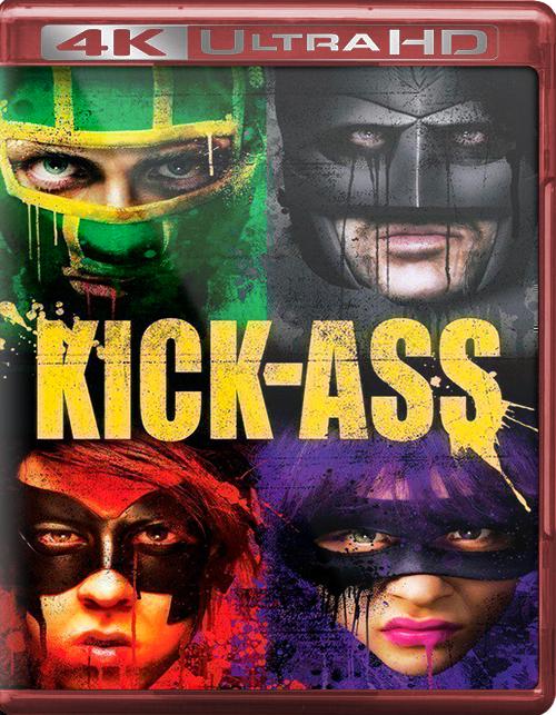 Kick-Ass [2010] [UHD] [2160p] [Subtitulado]