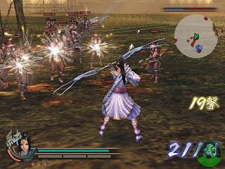 Samurai Warriors 2 (PS2) 2006