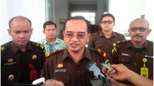 Tersangkut Korupsi, Empat Anggota DKPP Rohil Ditahan Kejari Rokan Hilir