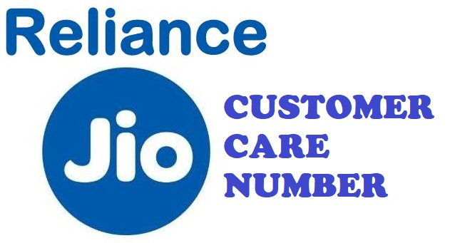 Jio Customer Care Number - Toll Free Reliance Jio Helpline Number