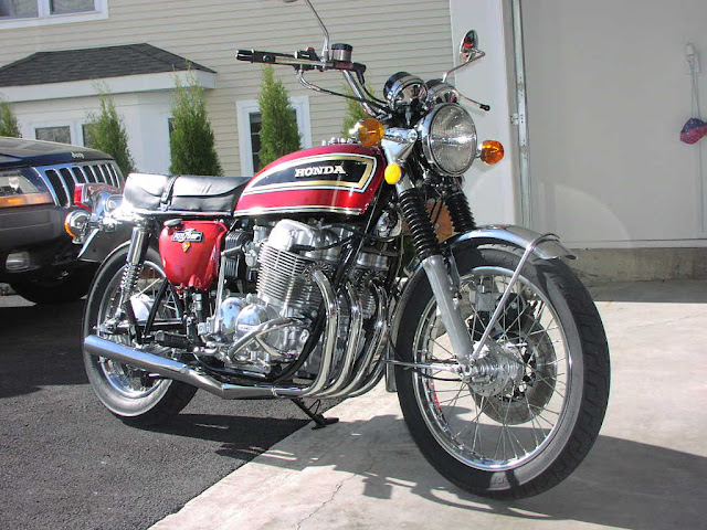 Honda CB750 HD Wallpaper