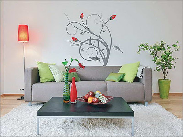 Wall Living Room with Artistic Design Wall Living Room with Artistic Design wall art for living room ideas