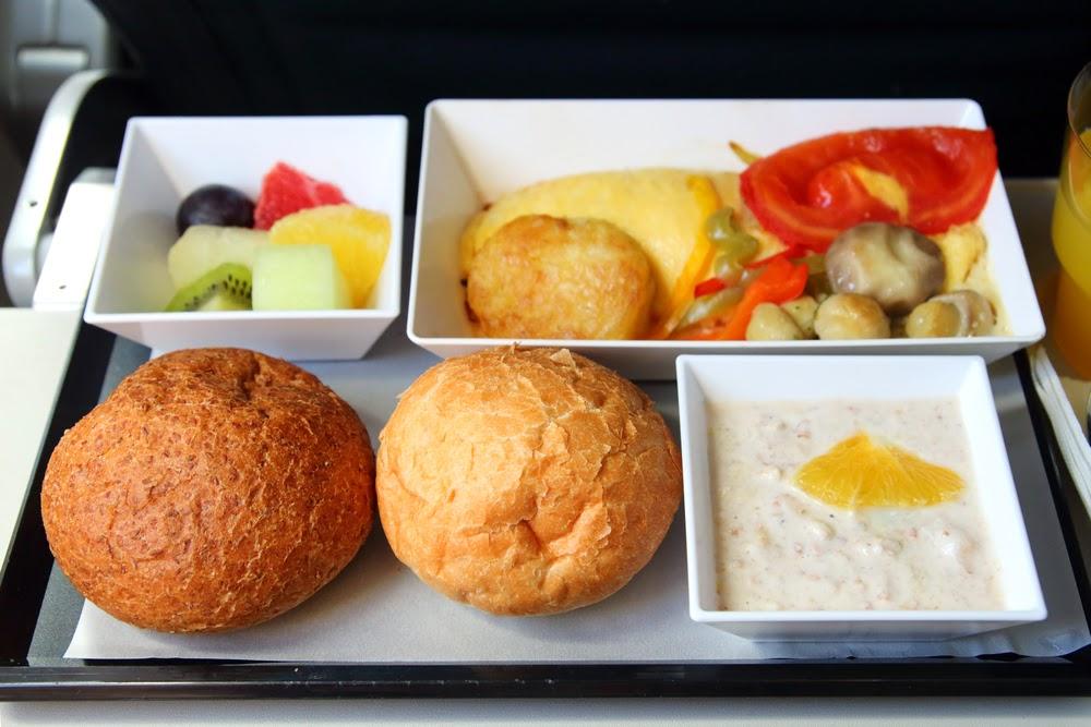 kolayyolculuk-uçak-yemek