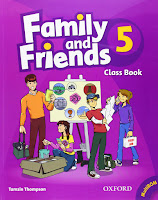 Family and Friends 5 - Class Book