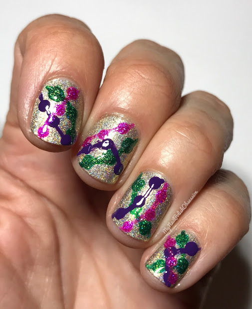 nail polish obsession mardi