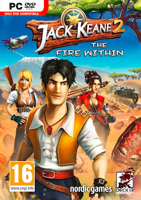 Download Free Jack Keane 2 The Fire Within PC Game Full Version